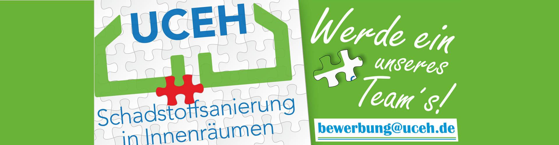UCEH-Schimmelentfernung-Job-Bewerbung-Berlin